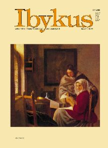[Ibykus Cover 2/1999]
