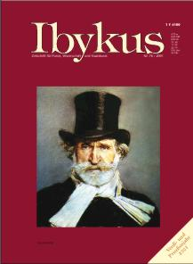 [Ibykus Cover 3/2001]