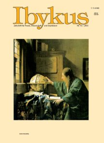 [Ibykus Cover 4/2005]